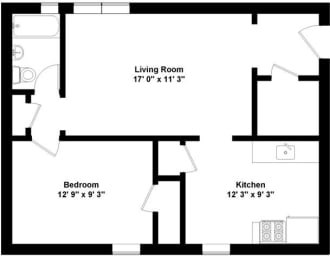 Floor Plan CHARLIE CHAPLIN