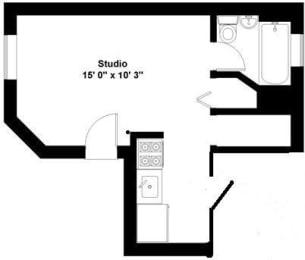 Floor Plan BILLY ANDERSON