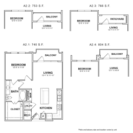 Floor Plan BB.A2