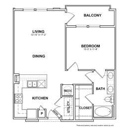 Floor Plan BB.A3
