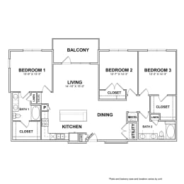 Floor Plan BB.C1