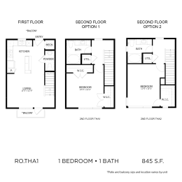 Floor Plan RO.THA1