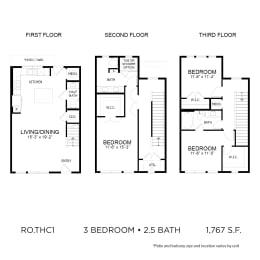 Floor Plan RO.THC1