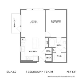 Floor Plan BL.A3.2