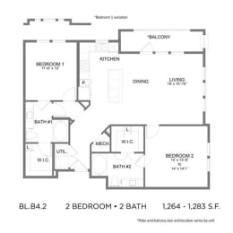 Floor Plan BL.B4.2