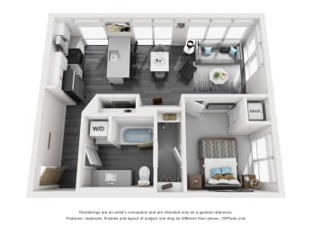 Floor Plan Deming