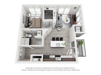 Floor Plan Logan
