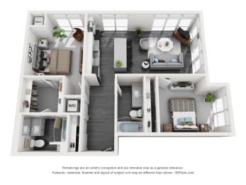 Floor Plan Loring