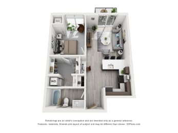 Floor Plan Wirth