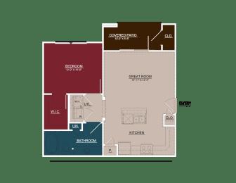 Floor Plan  A1 Floor Plan
