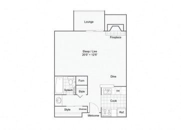 Floor Plan placer