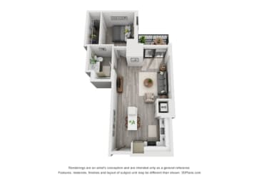 Floor Plan 1F