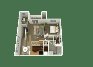 Floor Plan Aspen 2
