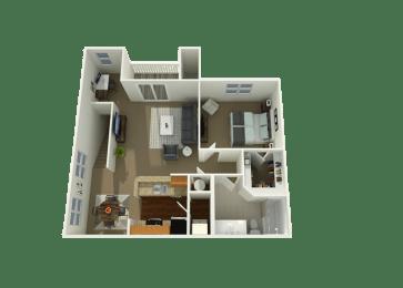 Floor Plan Birch 2