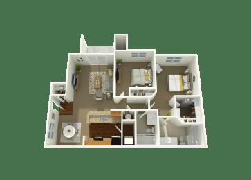 Floor Plan Cedar 1