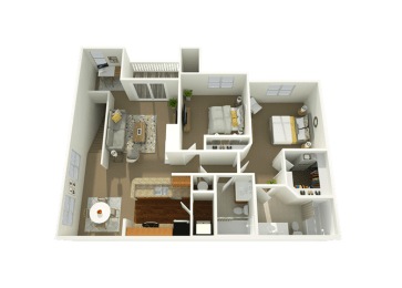 Floor Plan Cedar 2