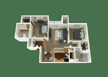 Floor Plan Laurel 1