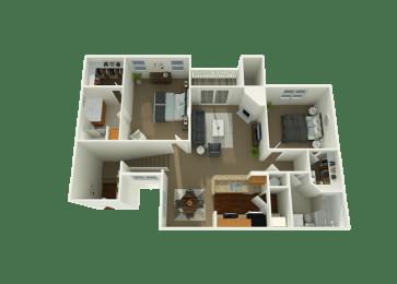 Floor Plan Laurel 2