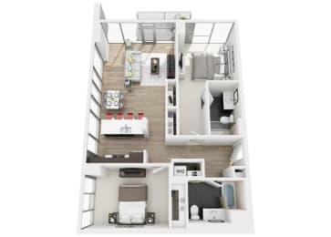 Floor Plan 2.3