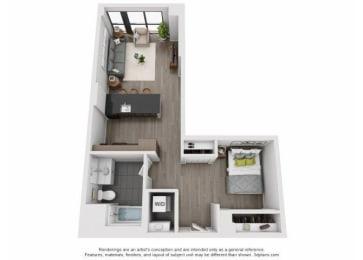 Floor Plan 02 Convertible