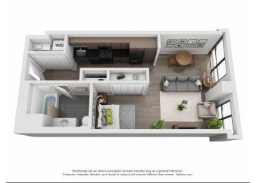 Floor Plan 03-04 & 09-10