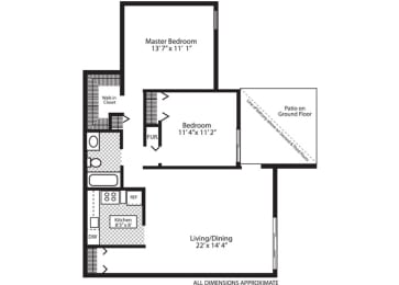 Floor Plan Elm
