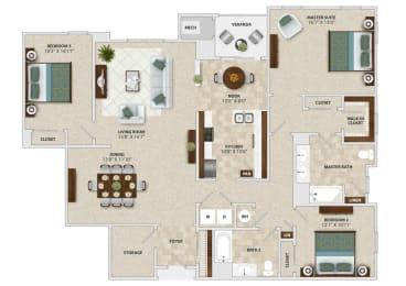 Mirabella Floor Plan