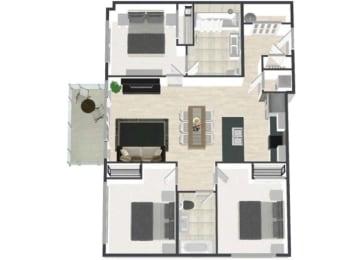 Floor Plan H