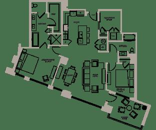 Floor Plan Cypress I