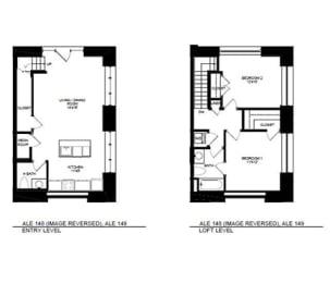 Floor Plan BL1