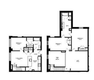 Floor Plan CDL1