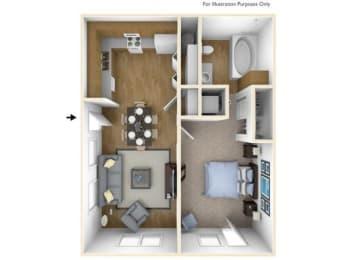 Floor Plan  Hemlock Renovated