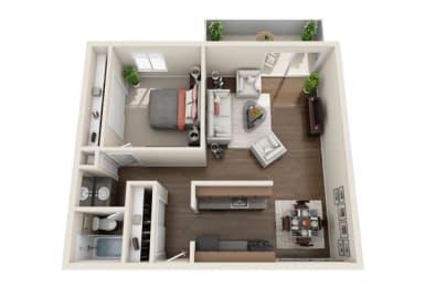 Floor Plan Brando