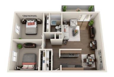 Floor Plan Hepburn