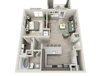 Floor Plan The Centennial