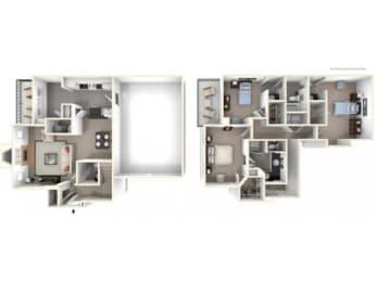 Floor Plan 3X2TH