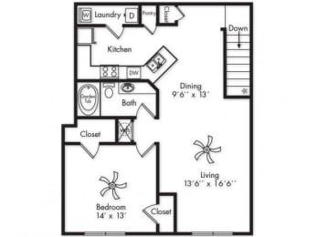 Floor Plan A2UG