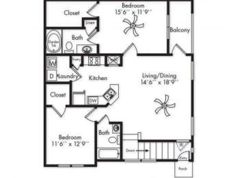 Floor Plan B1UG