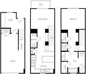 Floor Plan Camden