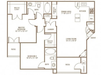 Floor Plan Herron