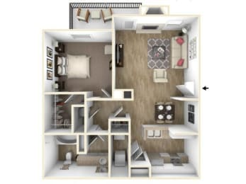 Floor Plan Belmont