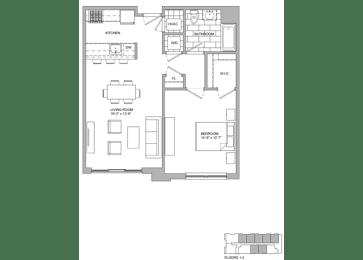 Floor Plan TYPE B