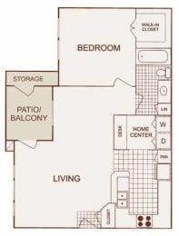 Saddle Creek - Belmont Floor Plan at Saddle Creek & The Cove, Texas, 78748