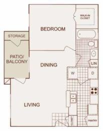 Saddle Creek - Derby Floor Plan at Saddle Creek & The Cove, Texas
