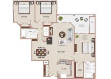 Floor Plan THE ESTATE