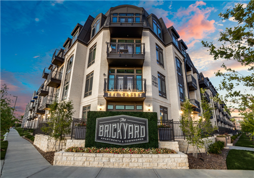 The Brickyard: The Crosby Apartments property image