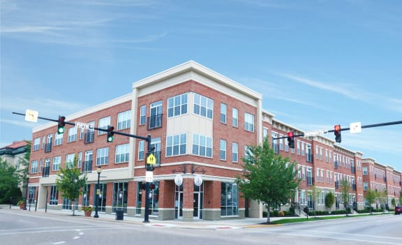 Monmouth Row Apartments property image