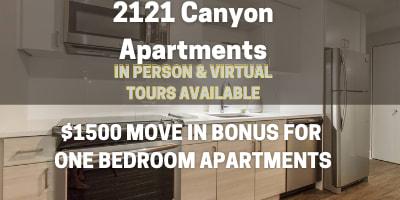 2121 Canyon property image