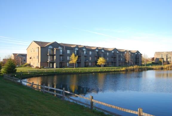 Oak Shores Apartments property image