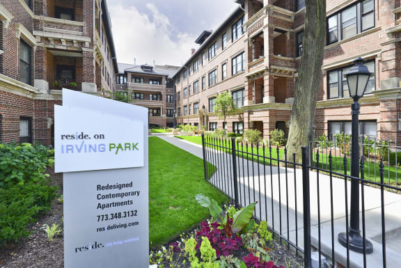 Reside on Irving Park property image